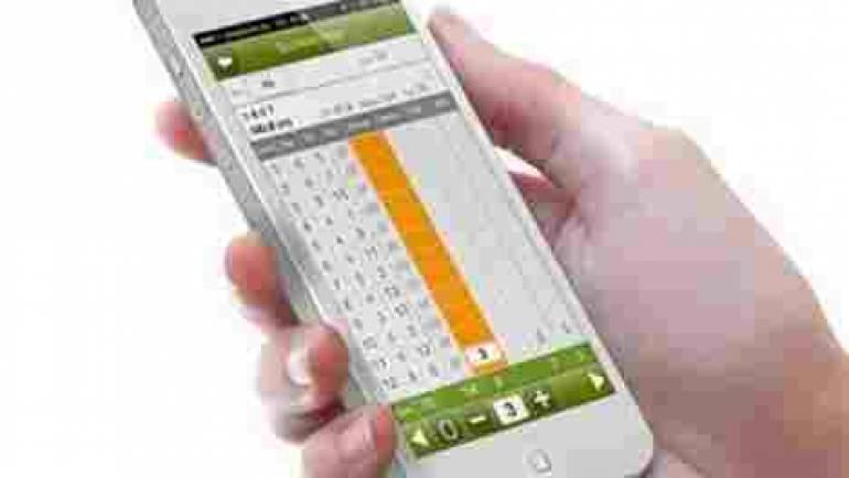 Neue App von Albatros für Startzeitenbuchungen