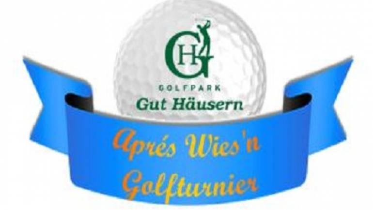 07.10.2018 Aprés Wies'n Golfturnier im Golfpark Gut Häusern