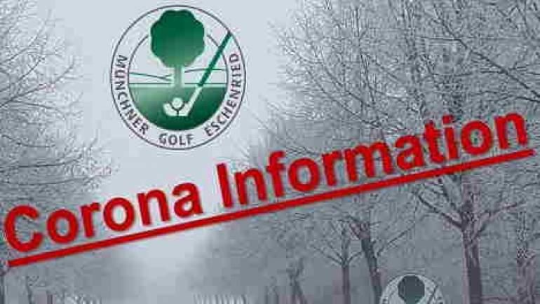 Plätze des Münchner Golf Eschenried vorerst gesperrt bis 31. Januar 2021