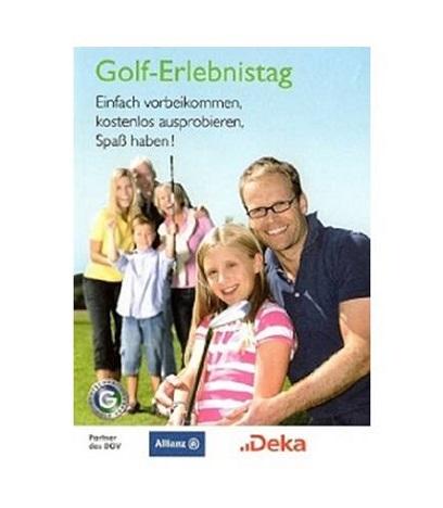 Golferlebnistag am 29. April in den PGA Golfschulen Gut Häusern und Gröbenbach