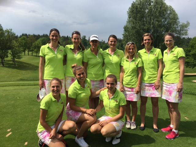 1. Damenmannschaft - Damen Regionalliga Süd 2