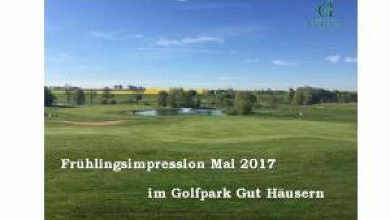 Gästespecials im Golfpark Gut Häusern – Saison 2017