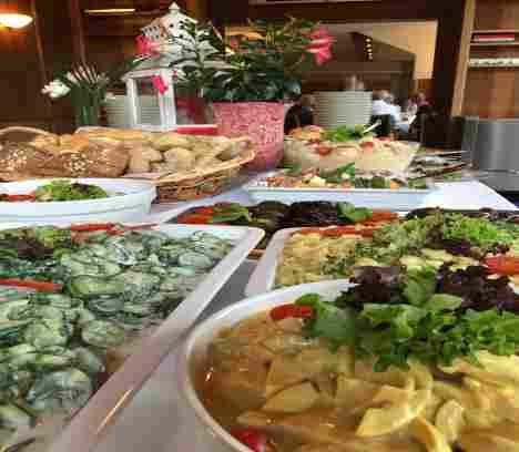 Turnier der Gastronomie Eschenhof/Gröbenbach am 11. Mai