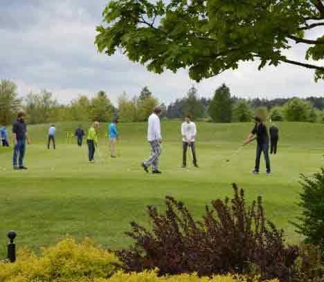 Golferlebnistag in der PGA Golfschule Gut Häusern am 13.Mai