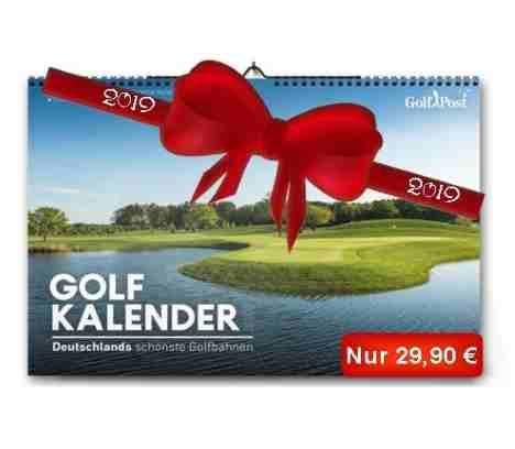 Golfkalender 2019