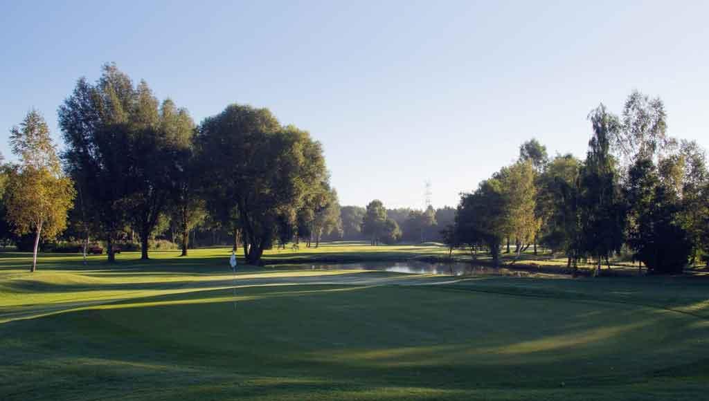 Golfplatz Eschenried Bahn 16