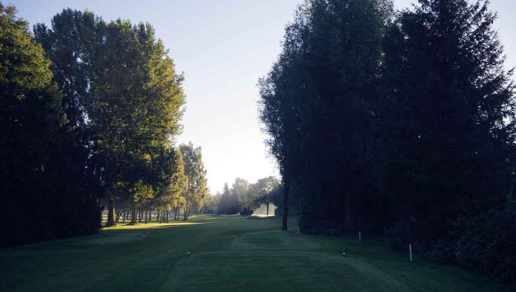 Golfplatz Eschenried Bahn 18
