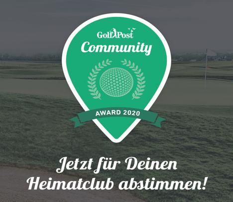 Wählt Euren Golfplatz zum Schönsten in Deutschland!