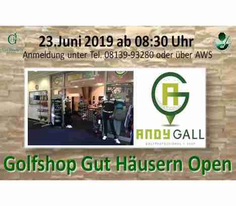 Restplätze für Golfshop Gut Häusern Open am 23.06.2019 in Gut Häusern