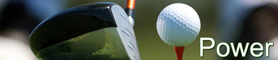 Golfschule - Power