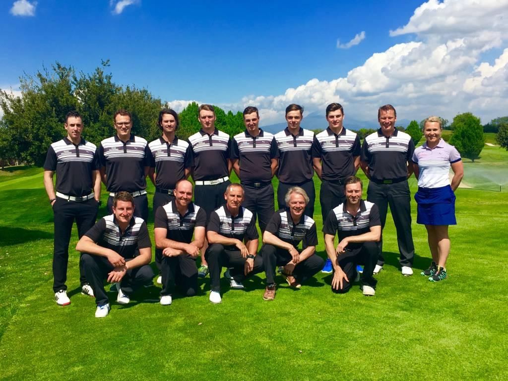 1. Herren-Mannschaft - DGL Herren Regionalliga Süd 1