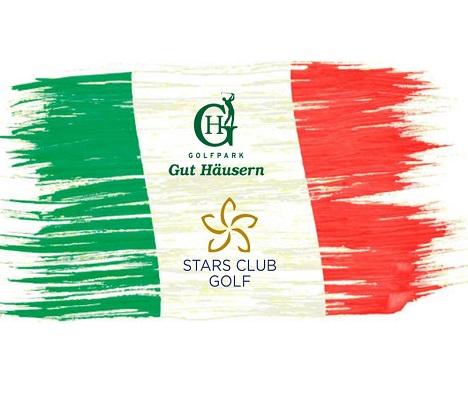 Italian Excellence Golf Tour am 15.09.2018 im Golfpark Gut Häusern