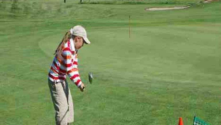 Die Golfkurse für Kinder gehen bald wieder los!
