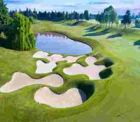 Gewinnen Sie eine Reise nach Italien in das Le Robinie Golf Resort
