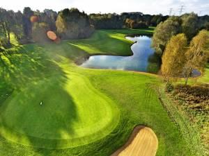 München Golfclub Eschenried Golfplatz Gröbenbach 4-2 k