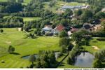 Golfplatz Eschenried Luftaufnahme