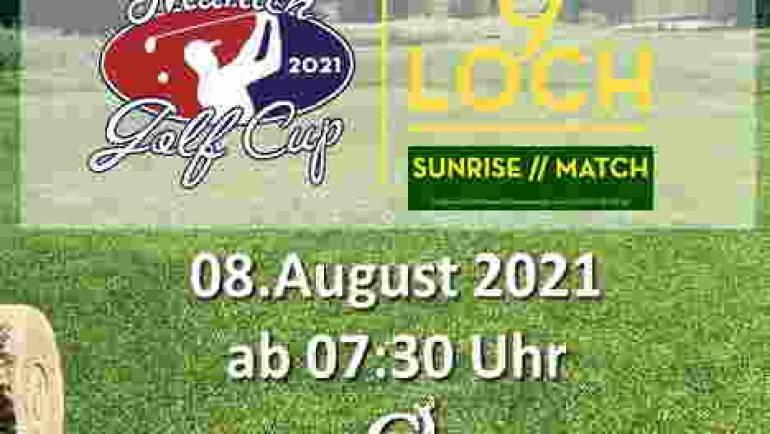 Sunrise // Matches by Munich Golf Cup 08.08.2021 im Golfpark Gut Häusern