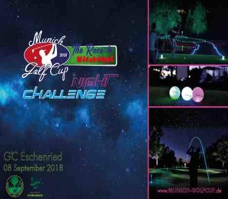 TERMINÄNDERUNG! Night Challenge auf dem Gröbenbach