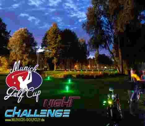 """Munich Golf Cup 2019 """"NIGHT CHALLENGE"""" – Das besondere Nachtturnier am 29. Mai"""