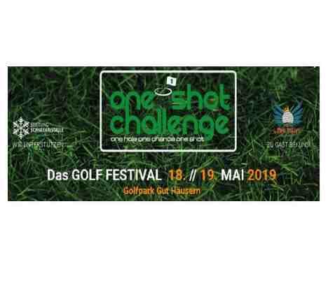 One Shot Challenge 18.05. & 19.05. im Golfpark Gut Häusern