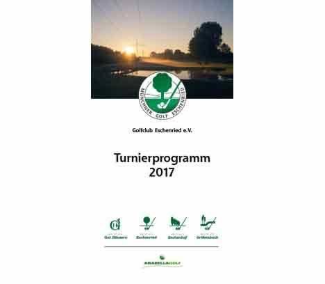Turnierkalender 2017