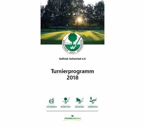 Turnierkalender 2018