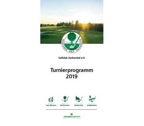 Turnierkalender 2019