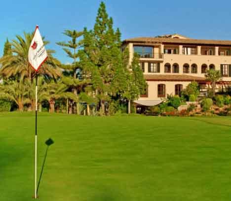 Unlimited Golf auf der Insel Mallorca