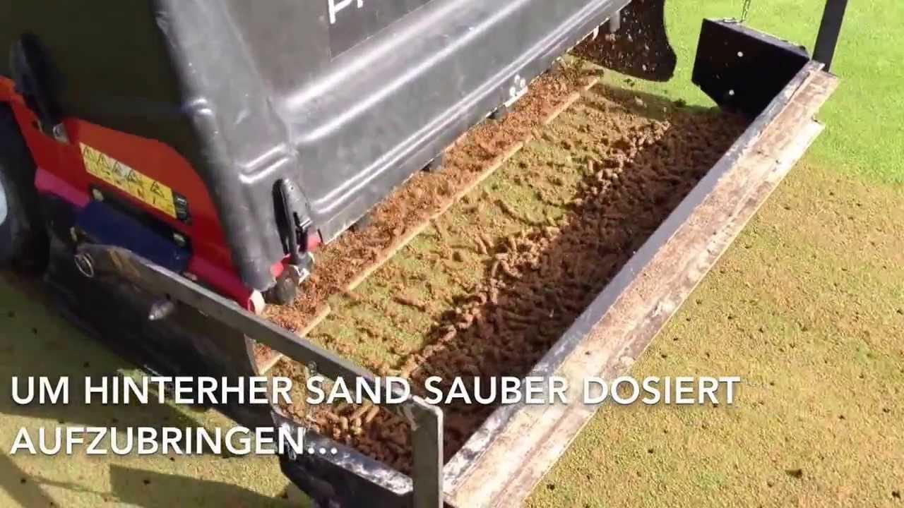 Eschenried Grüns Aerifizieren